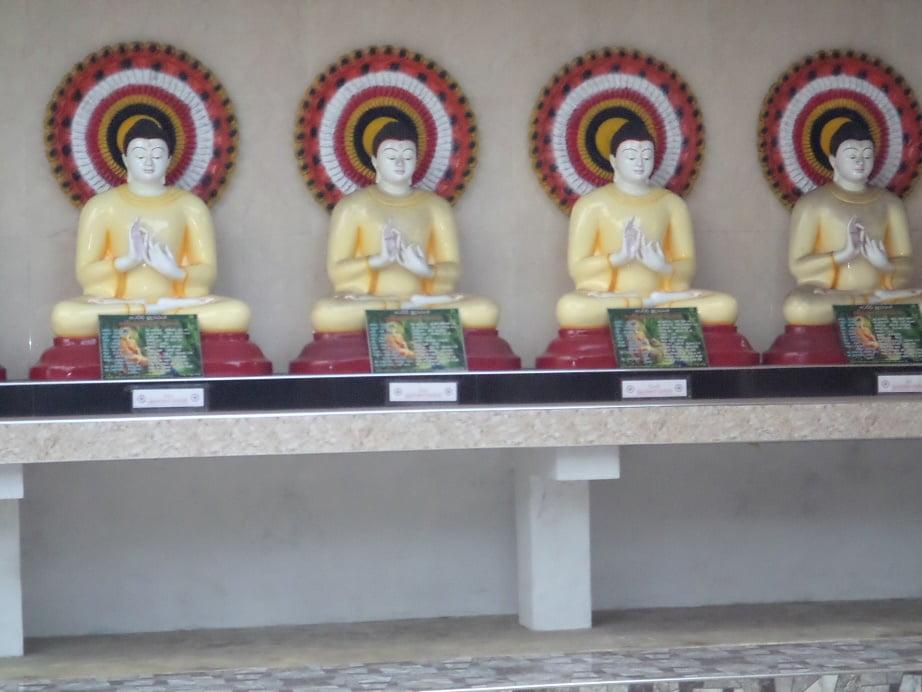 Kiriwandala Temple