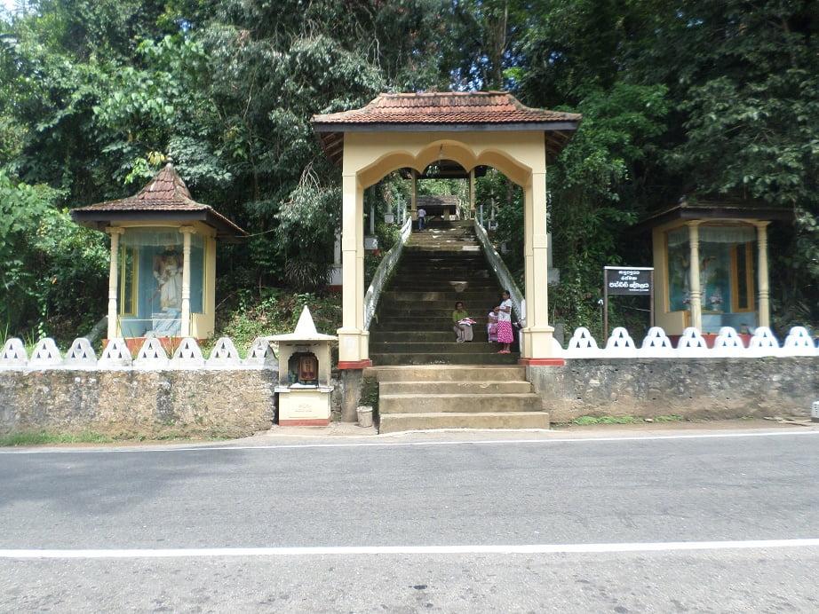 Kabulumulla Rajamaha Paththini Dewalaya.